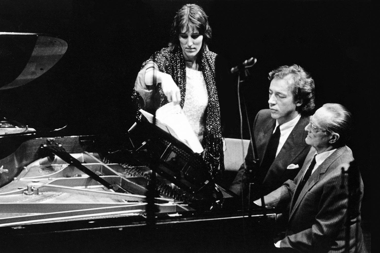 Recorded recital of a Willem Pijper program with Cor de Groot. Groningen Oosterpoort, 1987.